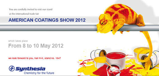 ACS 2012 invitation