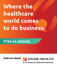 Synthesia at the fair Arab Health 2019 - Synthesia